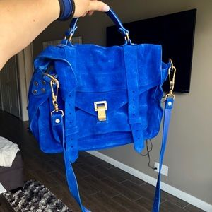 Proenza Schouler Suede PS1 Medium Bag